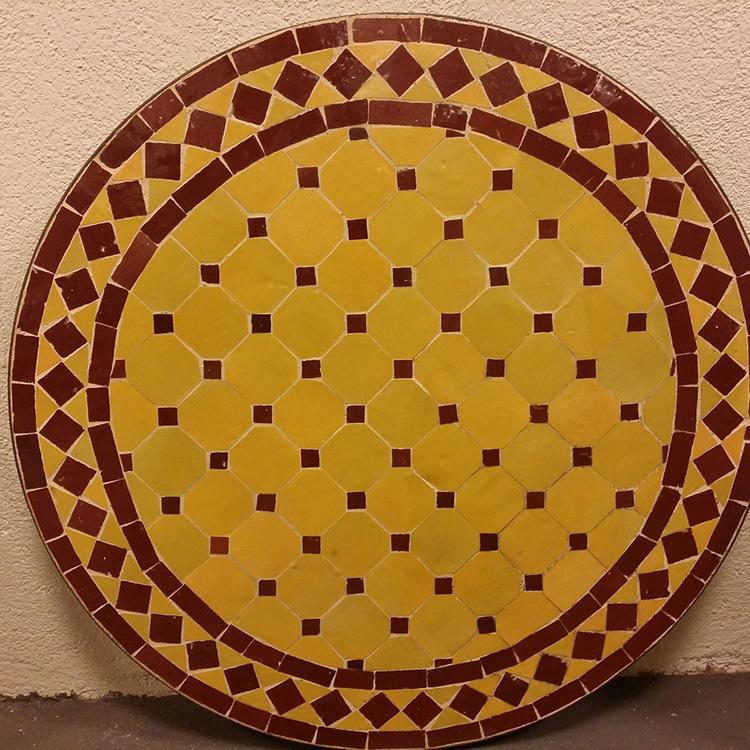 Tables zeliges diam 60 cm