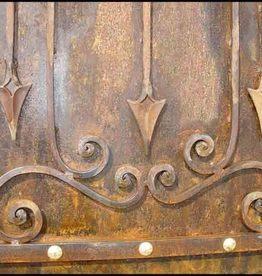 Porte metal