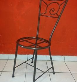 Chaise escargot